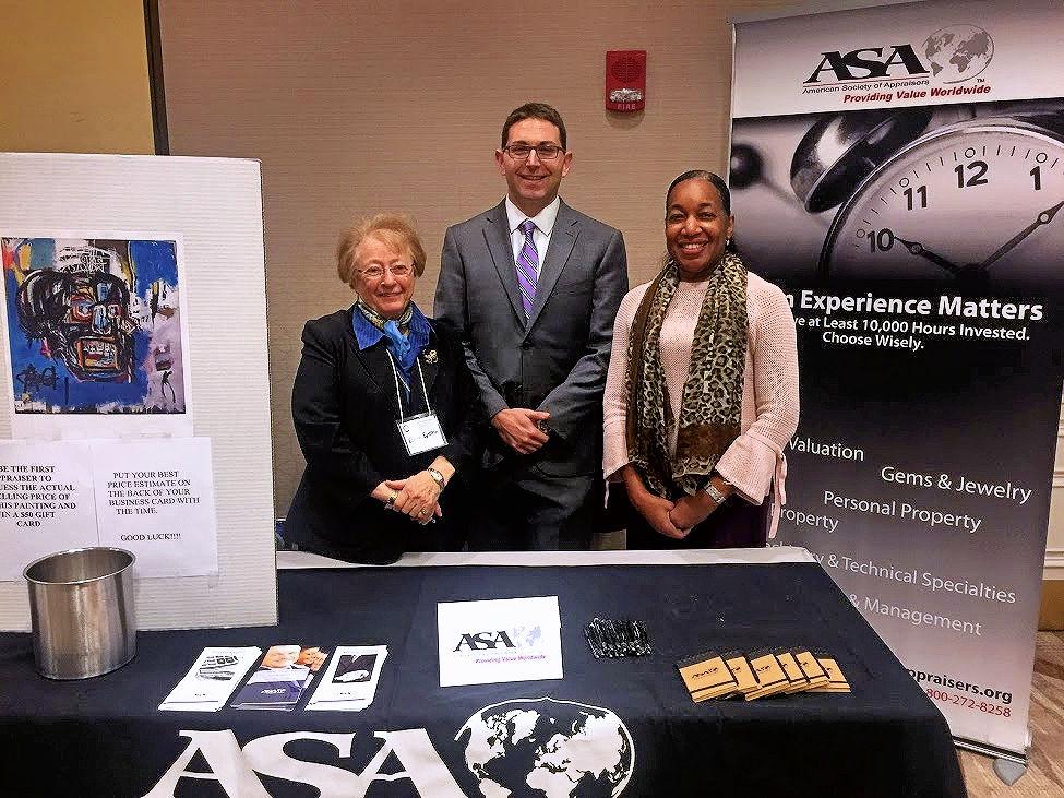 Epstein, Russell, Ray at NJNAIFA Conference