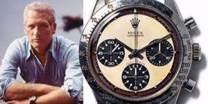 Paul Newman and His Rolex